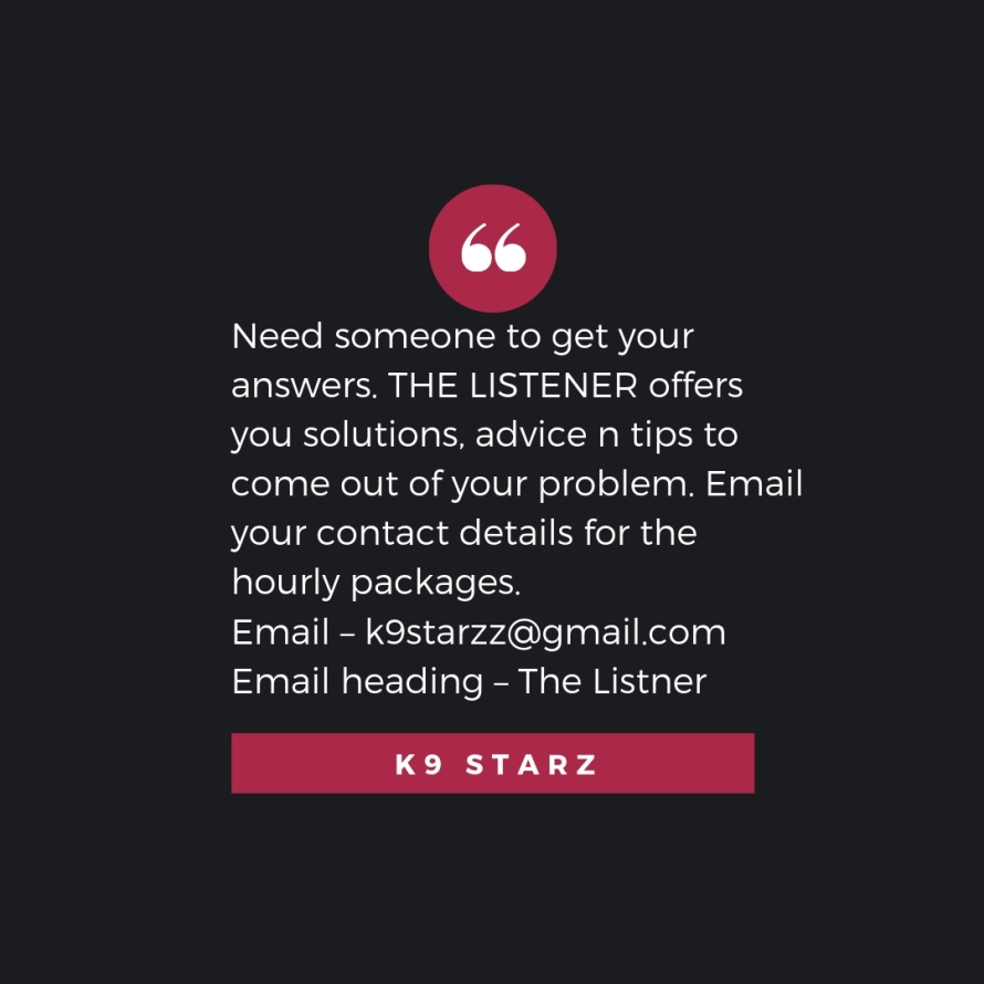Mumbai TV actors and models – get featured as editorial content on websites. Increase your brand value. Email – k9starzz@gmail.com Email heading – Publicity (15).jpg