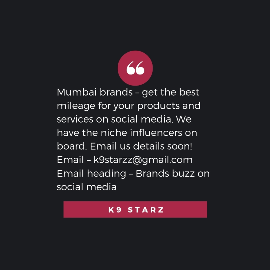 Mumbai TV actors and models – get featured as editorial content on websites. Increase your brand value. Email – k9starzz@gmail.com Email heading – Publicity (7).jpg