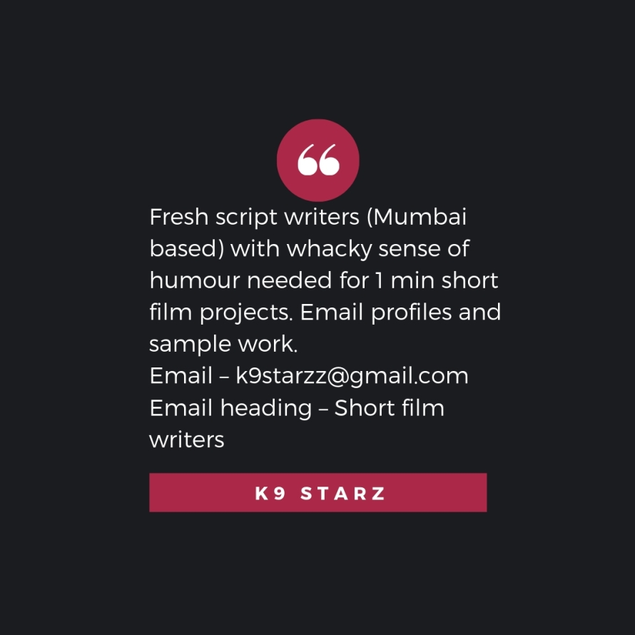 Mumbai TV actors and models – get featured as editorial content on websites. Increase your brand value. Email – k9starzz@gmail.com Email heading – Publicity (17).jpg